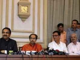 cm Uddhav thackeray cabinet