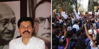 kapil patil on caa protest