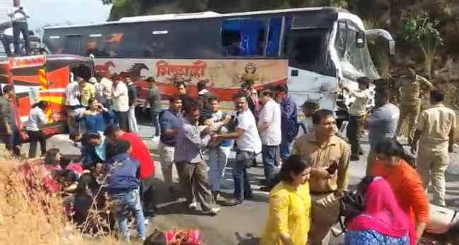 pasarni ghat satara accident
