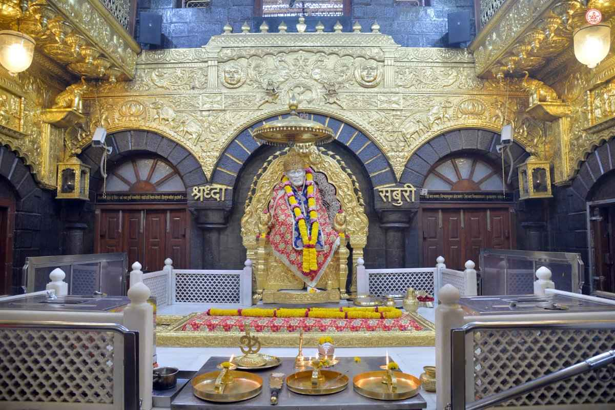 shirdi closed from sunday in protest of declaring birthplace of saibaba
