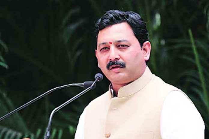 rajya sabha member sambhaji raje chhatrapati may resigned raigad fort