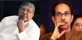 Mahavikas Aghadi government lying government Chandrakant Patil Criticism