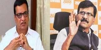 Balasaheb thorat react on sanjay raut's statement on Indira Gandhi