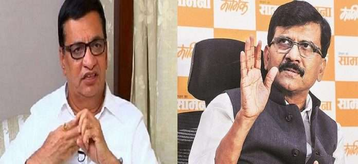 Balasaheb thorat react on sanjay raut's statement on Indira Gandhi