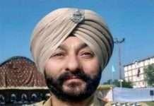 police officer named devinder singh arrested-for helping terrorists in kashmir