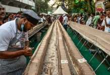 world biggest cake in kerala