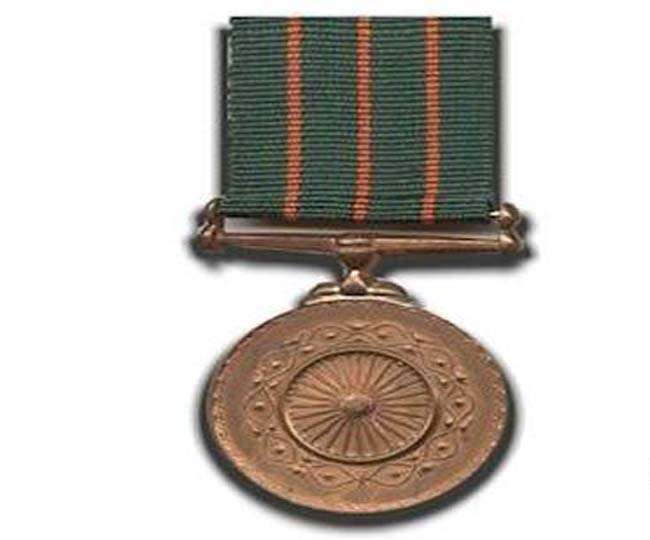 six army personnel awarded shaurya chakra