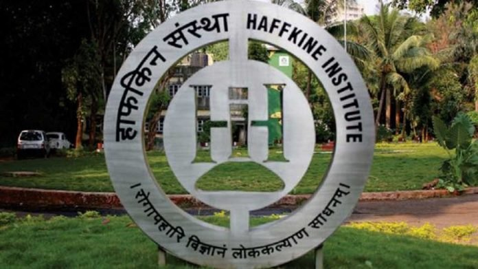 The Haffkine Institute will conduct research on rabies, swine flu