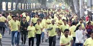 Nashik Run participate response
