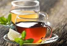 benefits lemon tea