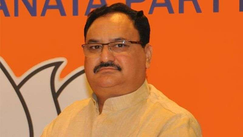 J P Nadda new President of BJP