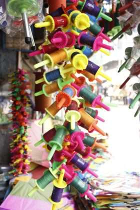 thane market ready for makar sankranti