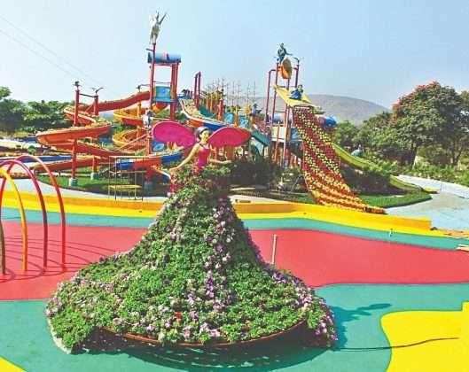 Nashik Flower Park 1