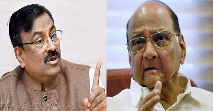 Sharad Pawar and Sudhir Mungantiwar