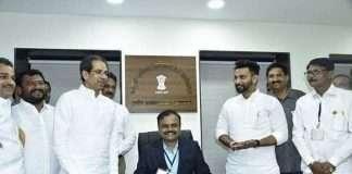 Uddhav Thackeray give seat to tehsildar Ravindra Sabnis