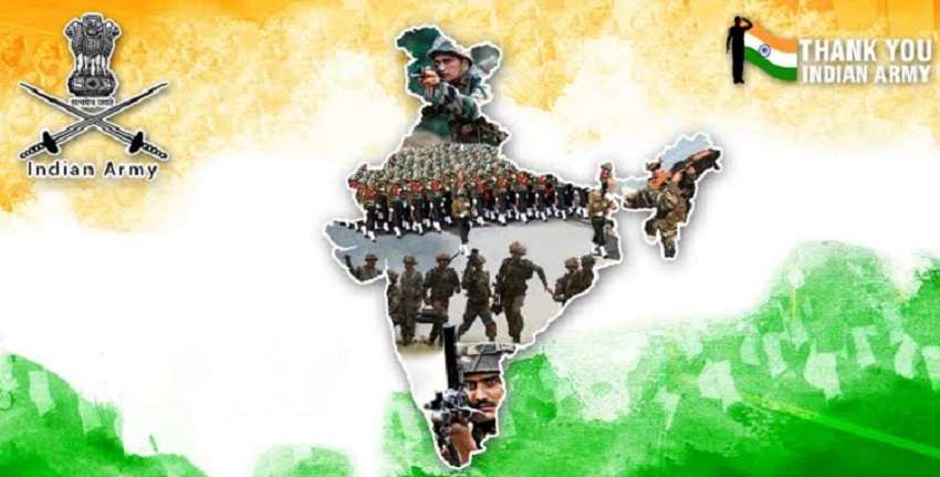 celebriting indian army day
