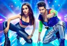 street dancer 3d movie in viral photo