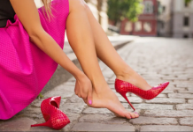 how high heels affect your body
