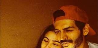 love aaj kal poster release sara ali khan and kartik aaryan film