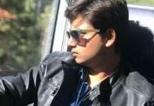 actor Abhinay Berde