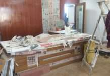 ministers office repairing