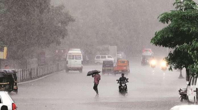 Chance of torrential rains in the next 4 days in Maharashtra - IMD