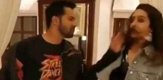 shraddha kapoor slaps varun dhawna actor reply on it video viral on social media