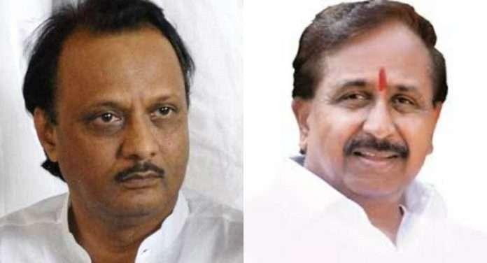 take action against ajit pawar first says jaisingh mohite patil on solapur zp election voting issue