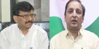 sanjay raut and sachin sawant
