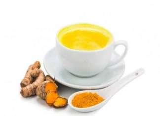 weight loss using turmeric tea