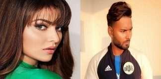 bollywood cricketer rishabh pant blocked urvashi rautela on whatsapp