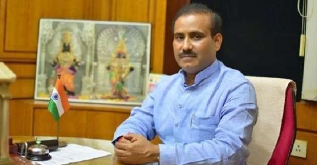 Health Minister Rajesh Tope