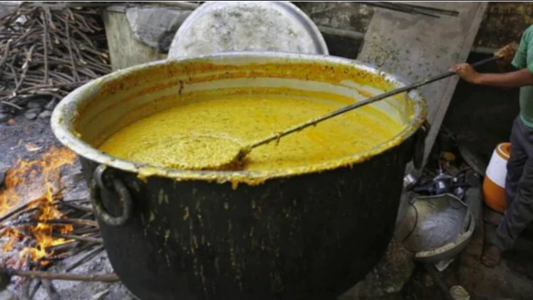 3-year-old dies after falling into mid-day meal container in UP