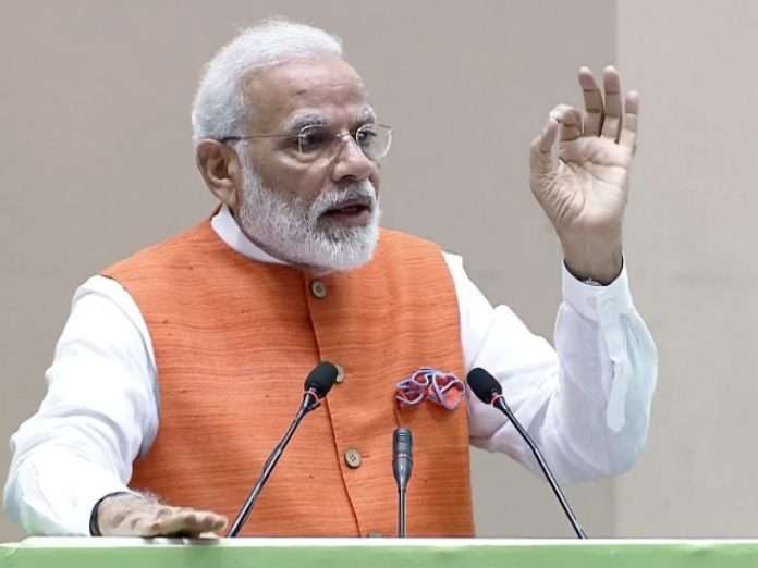 pm narendra modi in lok sabha india can no longer wait for problems to remain unsolved