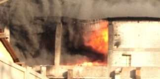 fire at Rungta dyeing building in bhiwandi