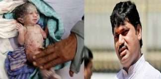 ncp leader and cabinet minister dhanjay munde adopt girl