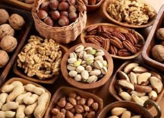 benefits of eating dry fruits