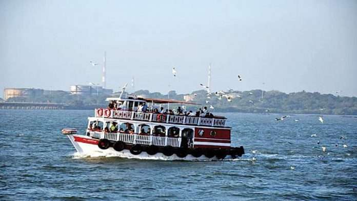 Water transport Water taxi and Ropex ferry services will soon be part of Mumbai's transport