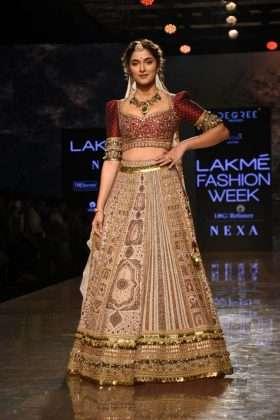 celebrities walk the ramp lakme fashion week 2020