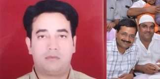 ib personnel ankit brutally murdered knife marks on every part of body