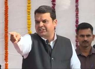 bjp devendra fadanvis ask question about bmc letter to popular front of india