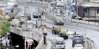 60kmph is speed limit on Mumbai's JJ flyover is change