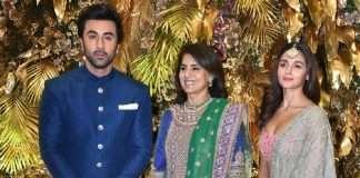 Ranbir Kapoor and Alia Bhatt wedding