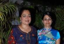 reema lagoo daughter mrunmayee lagoo writer thappad movie