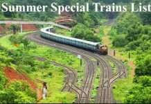 Summer-Special-Trains