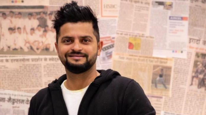 Suresh Raina reveals his crush on bollywood actress Sonali Bendre