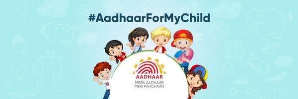 aadhar child