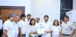 aditya river march org meet