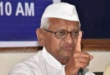 anna hazare speaks on sarpanch election process