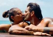 bipasha basu and karan singh grover romantic photos viral on social media